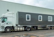 Emergency Accommodation Truck v2