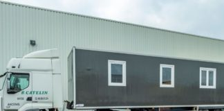 Emergency Accommodation Truck v2