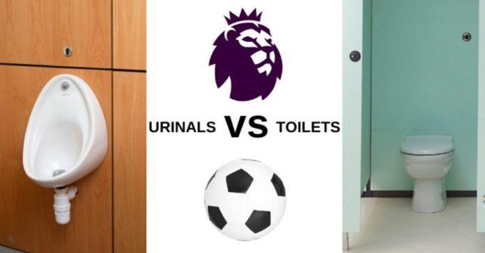 Cistermiser  Stadium Urinals Provide The Winning Solution