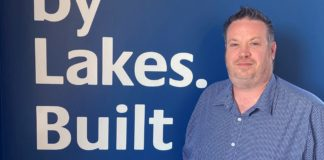 Darren Bedford joins the existing team of area sales managers at Lakes